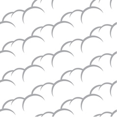 seamless background with a repeating pattern vector image