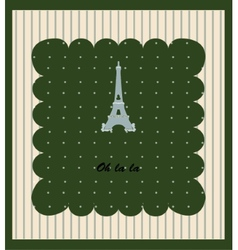 Touristic Retro Vintage Greeting sign vector