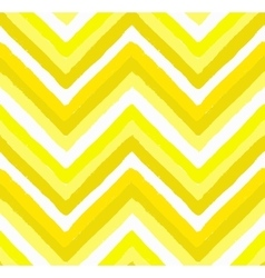 Yellow Painted Chevron Pattern vector