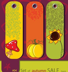 retro sale nature vector image
