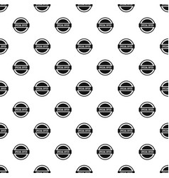 Special offer circle pattern vector