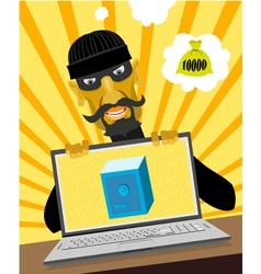 The modern thief vector