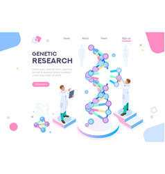 Genetic banner promotion vector
