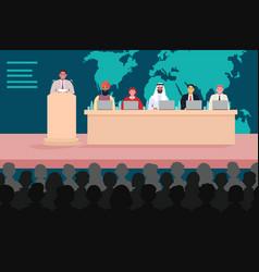 International conference scientific forum vector