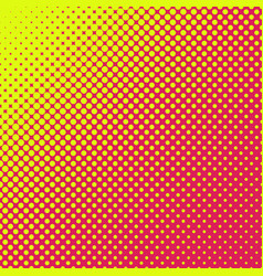 Colorful abstract halftone background design vector