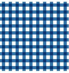 pastel blue color square check pattern vector image