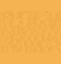 Yellow background bubble textured web vector