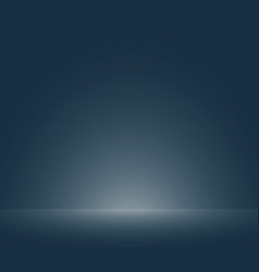 Abstraction of soft smooth dark blue with light vector