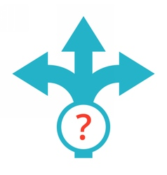 Decision Making Concept vector