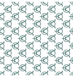 Transistor pattern vector