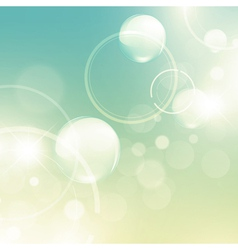 abstract aery background vector image vector image