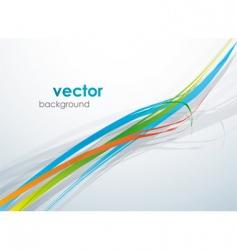 modern background design vector image