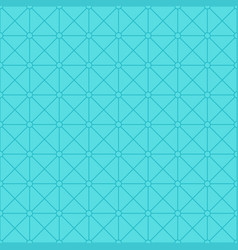 stylish seamless geometric pattern bright vector image
