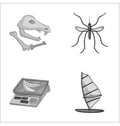 history trade and other monochrome icon in vector image vector image