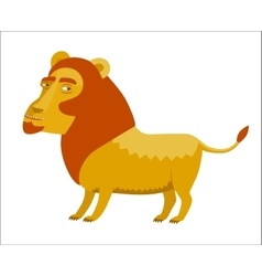 lion Dodo collection vector image vector image