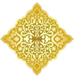 Oriental pattern-1 vector