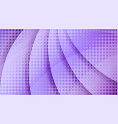abstract purple halftone technology background vector image