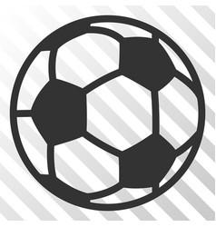 football ball eps icon vector image