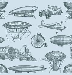 pattern or background vintage vector image