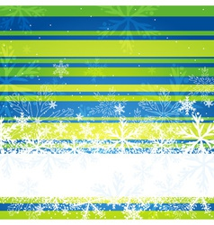color christmas background vector image vector image