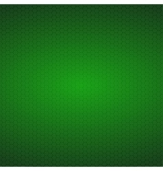 Green Mosaic Tile Honeycomb Background vector image