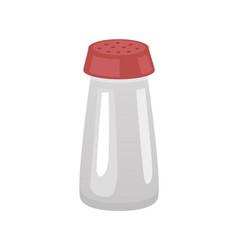 saltshaker salt in container vector image