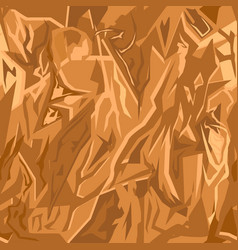seamless military camouflage for uniforms vector image