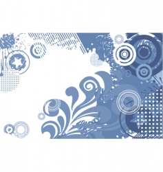 collage border vector image vector image