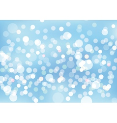 Blurry lights background vector
