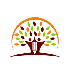 happy hall school solutions vector image