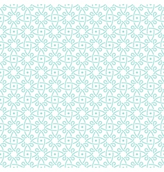 pattern mint geometric bold vector image