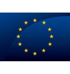 european union vector image