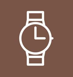 Casual watch vector