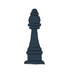 pawn vector image