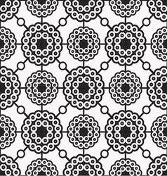 patterns seamless circles 02 vector image vector image
