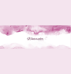 abstract horizontal background designed with pink vector image