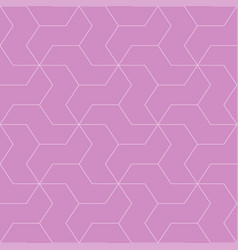 creative seamless geometric pattern - colorful vector image
