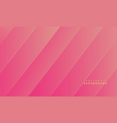 Modern abstract golden pink background vector