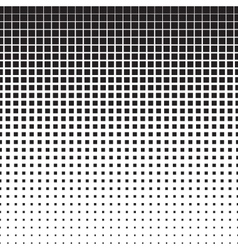 Squares Halftone Pattern vector