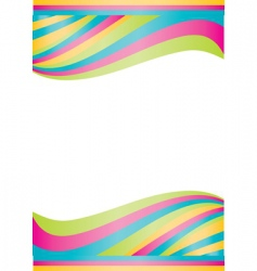 Vector color waves vector