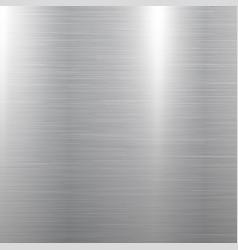 polished metal texture vector image