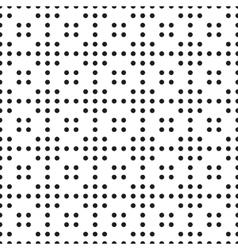 Modern stylish texture seamless pattern background vector image