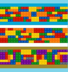 Plastic constructor in horizontal order vector