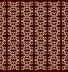 Seamless pattern modern stylish texturelinear vector