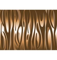 Tiger skin background vector