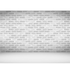 Old Brick Wall vector image vector image