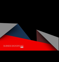 Abstract business colors concepts vector