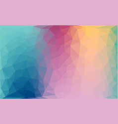abstract geometric style smooth background blur vector image