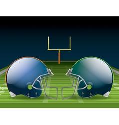 American Football Championship vector