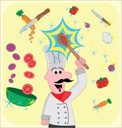 Magical Cook - vector